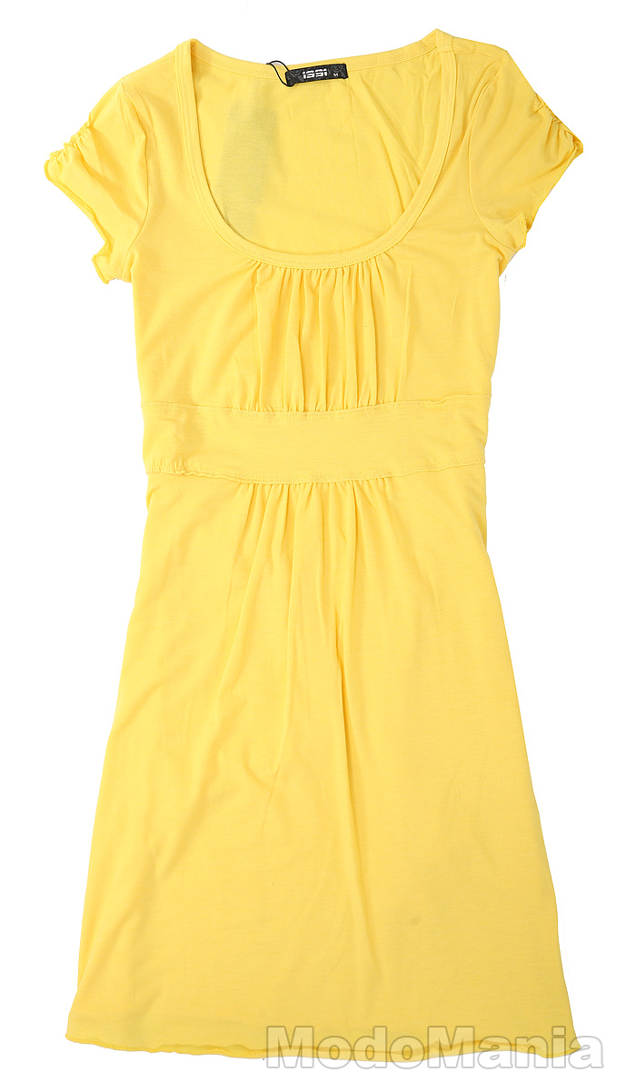 Żółta tunika / sukienka