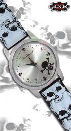 Zegarek w czaszki