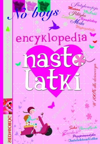 Książka - Encyklopedia nastolatki !^^