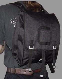 Plecak kostka