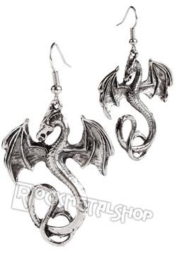 Kolczyki dragon