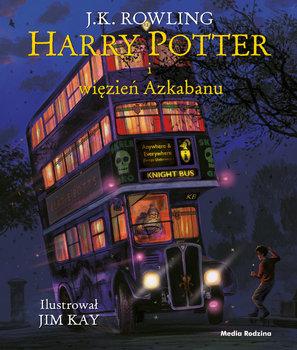 Harry Potter. Tom 3. Harry Potter i Więzień Azkabanu (wydanie ilustrowane)