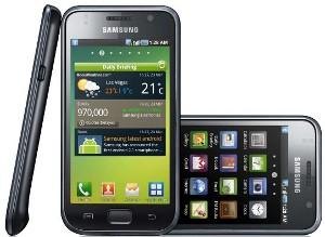 telefon dotykowy Samsung Galaxy S