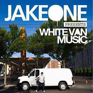 Jake One - White Van Music 2LP