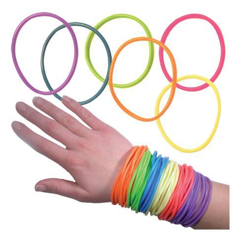 Dużo Jelly Bracelets