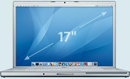 Apple MacBook Pro 17''