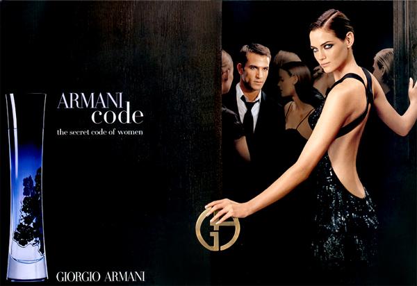 Perfumy ''Armani Code''