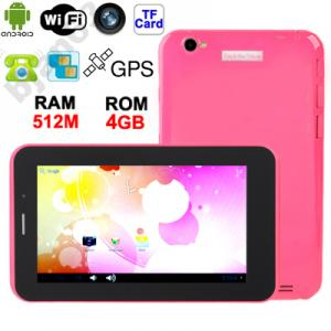 SmatPhone+Tablet PC/GPS Android 7cal HD 4GB zChin