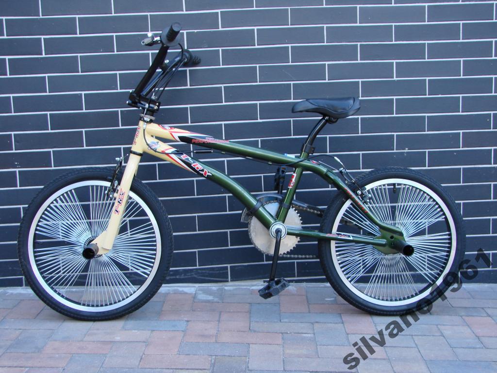 BMX  TR-X FREESTYLE 20