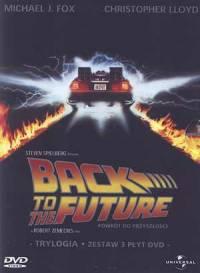 Powrót do przyszłości Trylogia [3DVD]