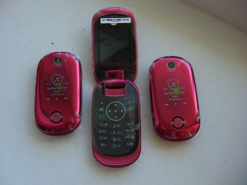 Telefon komórkowy Motorola U9