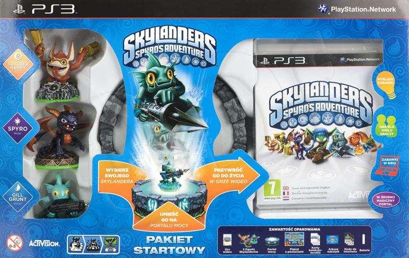 Skylanders na PS3