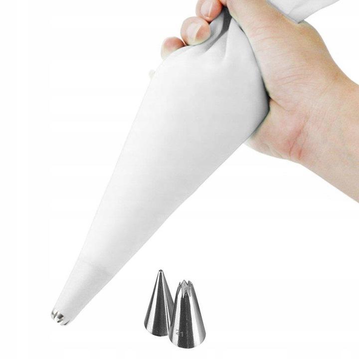 Rękaw cukierniczy z silikonu