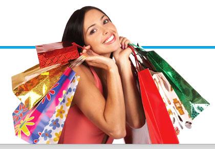 Zakupy za darmo bez limitów