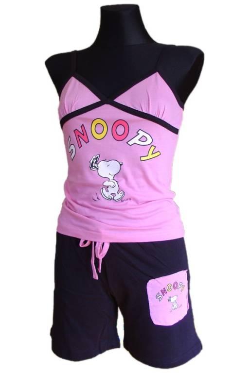 piżama damska Snoopy