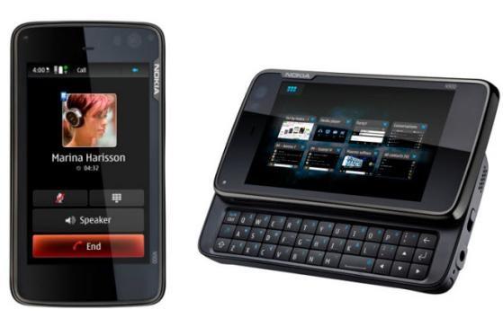 Telefon Nokia c6