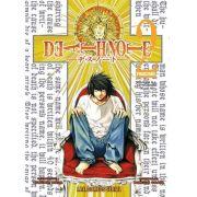 MANGA : Death Note (12 tomów)