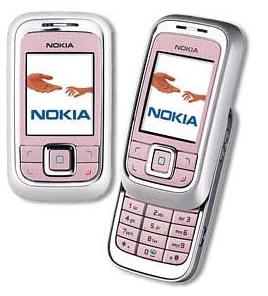 Nokia 6111 wszystkie klory!