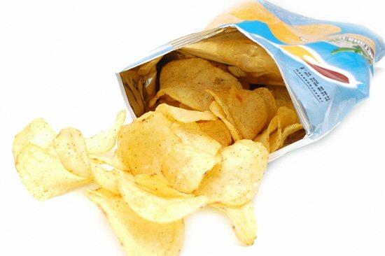 mega paka chipsów
