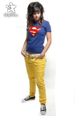 bluzka and spodnie . ;d