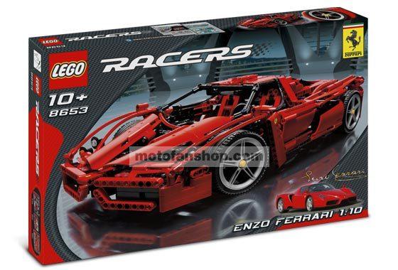 Lego - Enzo Ferrari 1:10