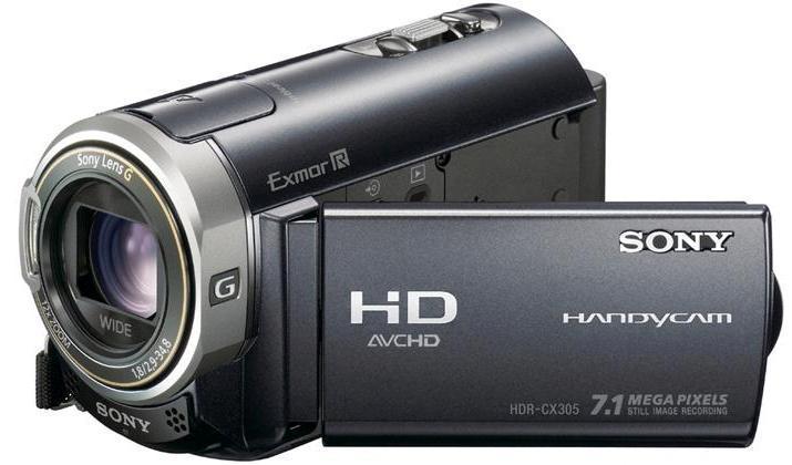 Kamera Sony HDR-CX305