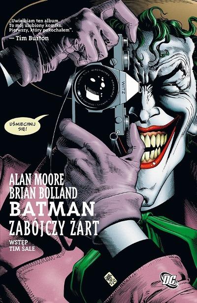 ,,BATMAN Zabójczy żart'', Komiks