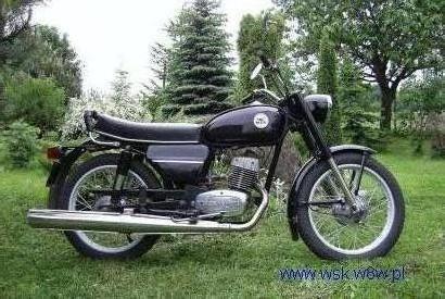 Motor WSK