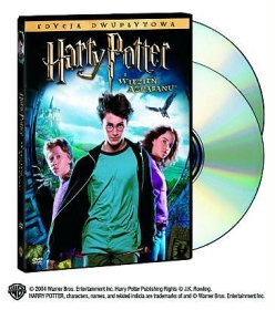 Harry Potter i Więzień Azkabanu DVD
