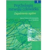PSYCHOLOGIA ROZWOJU CZŁOWIEKA tom. 1-3.
