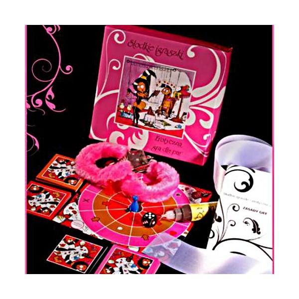 Słodkie Igraszki - Erotyczna gra dla par