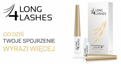 LONG LASHES SERUM DO RZĘS L4L Long4Lashes ODŻYWKA
