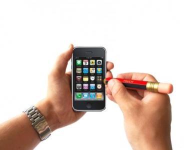 Dotykowy ołówek rysik komórka telefon