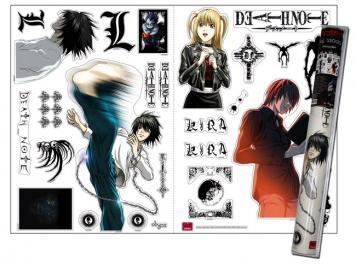 Naklejki na ścianę Death Note