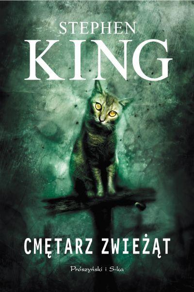 Stephen King – Cmętarz Zwierząt