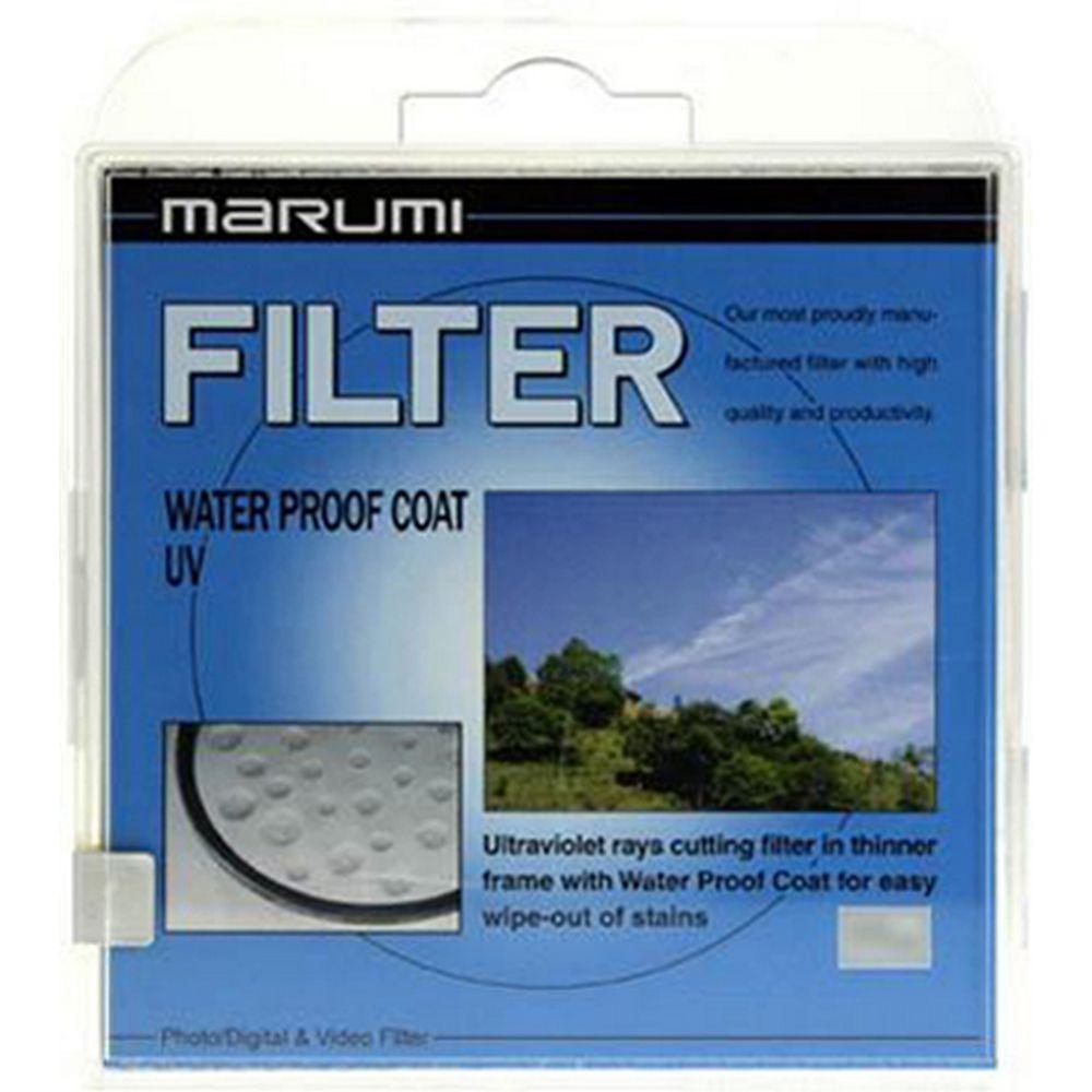 MARUMI WPC Filtr fotograficzny UV 55mm
