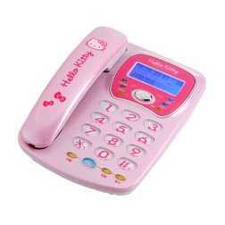 Telefon z hello kitty