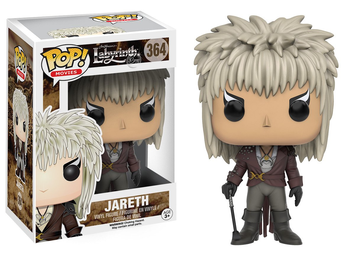 Pop! Movies: Labyrinth - Jareth