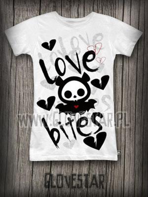 SKELANIMALS koszulka love bites