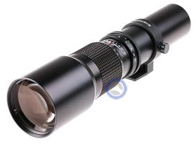 Samyang 500mm ST  f/8,0