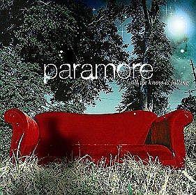 Płyta Paramore