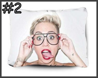 Poduszka Miley Cyrus