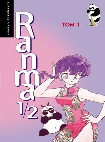 Manga Ranma tom 1/2