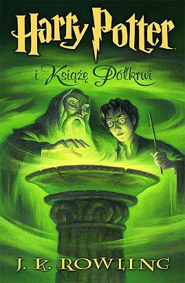 Książka ,,Harry Potter i Książe Półkrwi