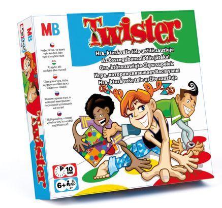 Gra planszowa Twister
