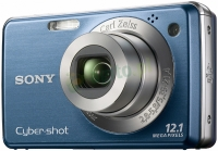 Aparat Sony DSC-W230 niebieski