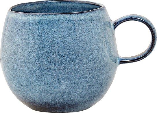 Kubek Sandrine niebieski