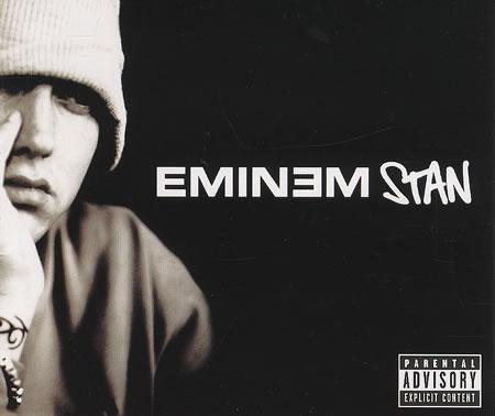 Płyta Eminem Stan