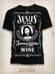 koszulka JESUS DA MAN