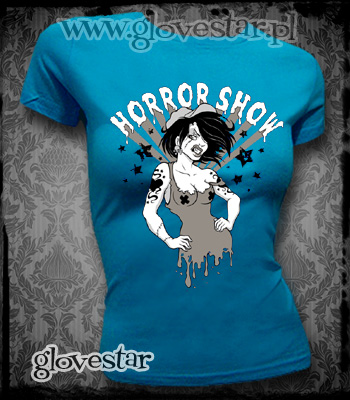 Horror show T-shirt od Glovestar :D